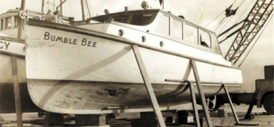 Bumble Bee Vessel