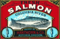Hanthorn Cannery Label